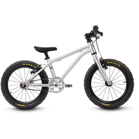 """Early Rider Belter Trail 16"""" Kinderrad brushed aluminum"""